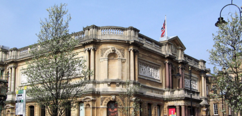 an image of a period building in Wolverhampton