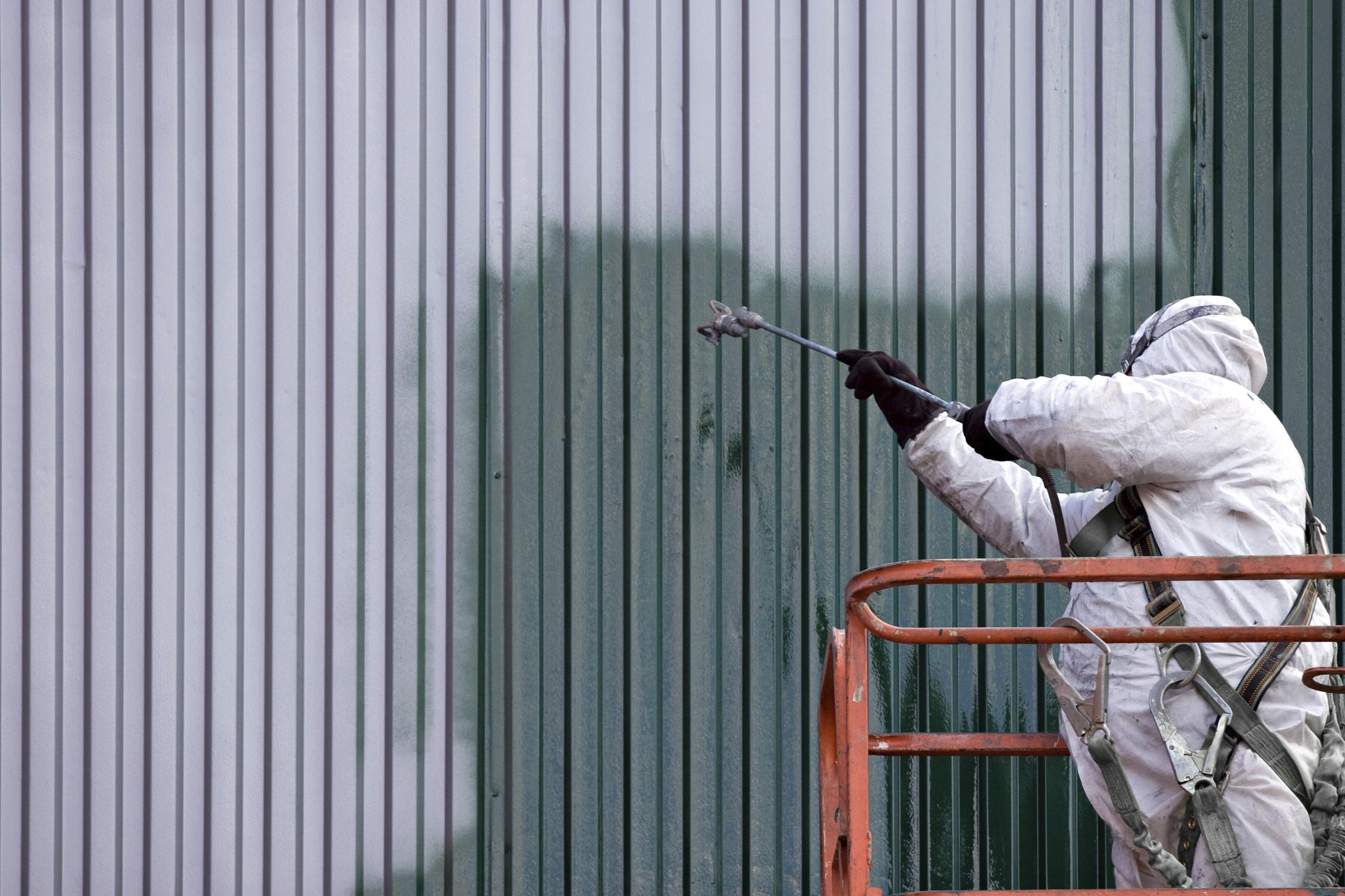 Industrial Painters - Shirley Industrial Painters