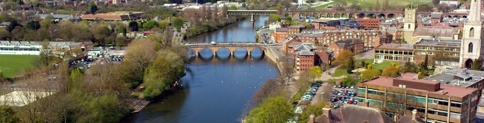 Historical Architectural Sites of Worcester: Skyline